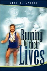 Running for their lives by Karl Gruber